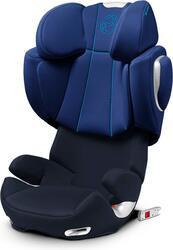Детское автокресло Cybex Solution Q-Fix Plus синий