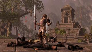 Игра для PS4 Elder Scrolls Online Gold Edition