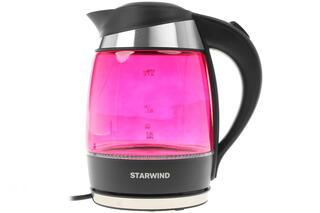 Электрочайник Starwind SKG2214 розовый