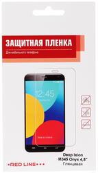 "4.5""  Пленка защитная для смартфона Dexp Ixion M345 Onyx"
