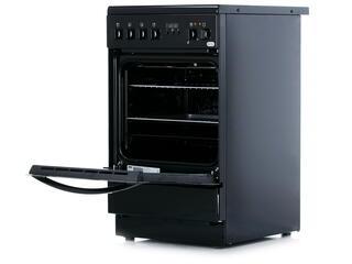 Электрическая плита ZANUSSI ZCV9553G1B черный