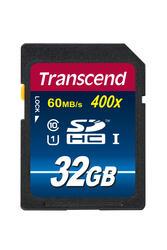 Карта памяти Transcend Premium SDHC 32 Гб