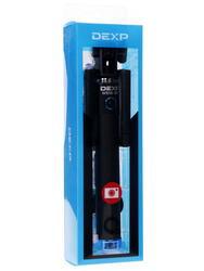 Монопод для селфи DEXP MBSB-300Bl черный