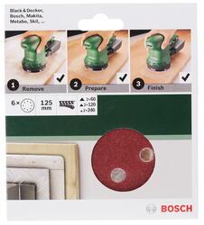 Круг шлифовальный Bosch 2609256A28