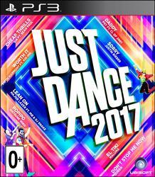 Игра для PS3 Just Dance 2017 Old Gen Edition