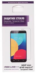 """4"""" Защитное стекло для смартфона DEXP Ixion M140 Inspire"""