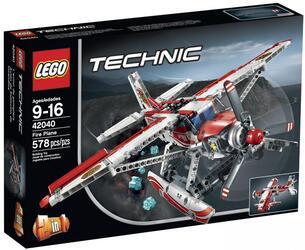 Конструктор LEGO Technic Пожарный самолет 42040
