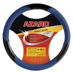 Оплетка на руль Azard ОПЛ00039 синий
