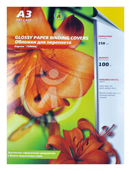Обложка для переплета  РеалИСТ картон глянец А3