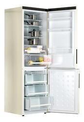 Холодильник с морозильником Haier C2FE636CCJ бежевый