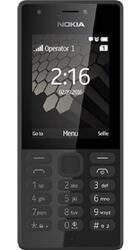 Сотовый телефон Nokia 216 Black черный