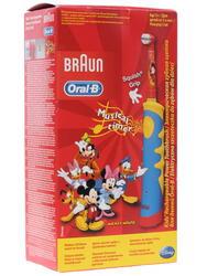 Электрическая зубная щетка Braun Oral-B Kids Mickey Mouse D10.513K