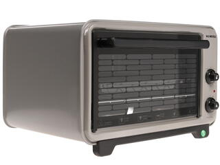 Электропечь KUMTEL KF 3135 серый