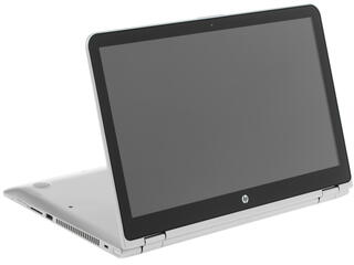 """15.6"""" Ноутбук HP Pavilion x360 15-bk001ur серебристый"""