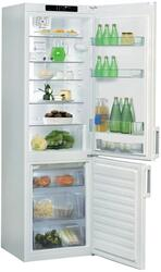 Холодильник с морозильником WHIRLPOOL WBE 3625 NF W белый