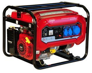 Бензиновый электрогенератор Elitech БЭС 6500РМ