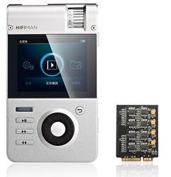 Hi-Fi плеер HIFIMAN HM-901s Balanced card серебристый