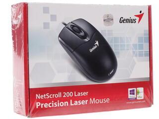 Мышь проводная Genius NetScroll 200