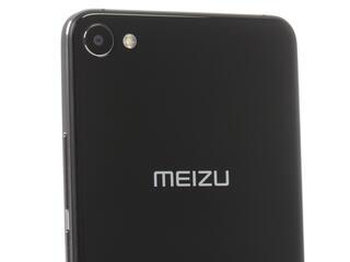 """5.5"""" Смартфон Meizu U20 16 ГБ черный"""