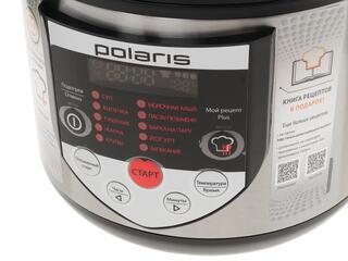 Мультиварка Polaris PMC 0347AD серебристый