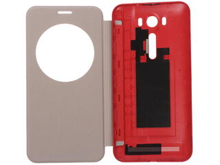 Чехол-книжка  для смартфона Asus ZenFone 2 View Flip Cover ZE500KL
