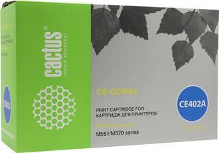 Картридж лазерный Cactus CS-CE402A