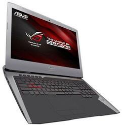 """17.3"""" Ноутбук ASUS ROG G752VM-GC032T серый"""