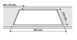 Газовая варочная поверхность Hotpoint-Ariston PH 960 MST