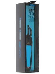Кабель Remax lighting USB - Lightning 8-pin синий