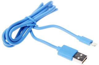 Кабель Nobby 7728 USB - Lightning 8-pin голубой
