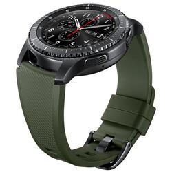 Ремешок для Samsung Gear S3 зеленый