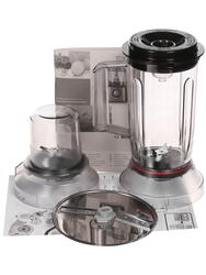 Кухонный комбайн Bosch MCM 3501M черный