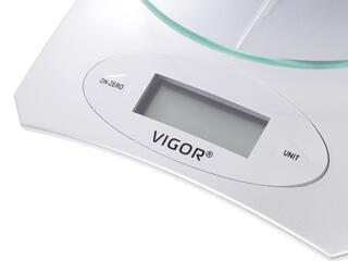 Кухонные весы Vigor HX-8204 серебристый