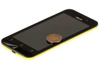 """4.5"""" Смартфон ASUS ZenFone Go ZB452KG 8 Гб желтый"""