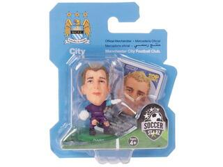 Фигурка коллекционная Soccerstarz - Man City: Joe Hart