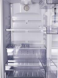 Холодильник с морозильником BEKO RCNK320K21S серебристый