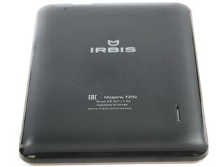 """7"""" Планшет Irbis TZ02 8 Гб  черный"""