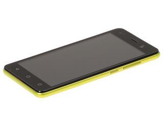 """5"""" Смартфон BQ BQS-5020 Strike 8 ГБ желтый"""