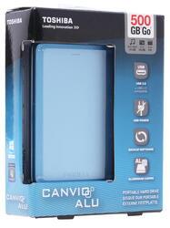 "2.5"" Внешний HDD Toshiba Canvio Alu [HDTH305EL3AA]"