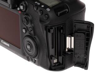 Зеркальная камера Canon EOS 5D Mark IV Body черный