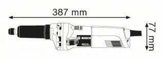 Гравер Bosch GGS 8CE
