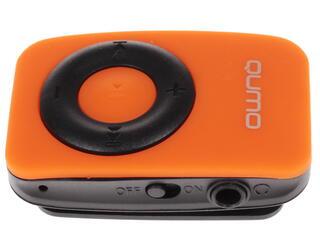 MP3 плеер Qumo Active Orange Spark оранжевый