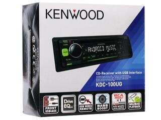 Автопроигрыватель Kenwood KDC-100UG