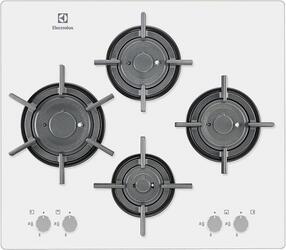 Газовая варочная поверхность Electrolux EGT96647LW