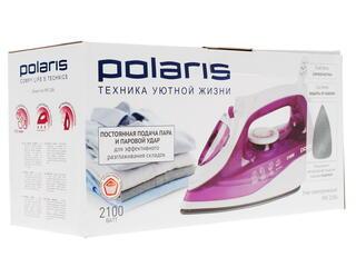 Утюг Polaris PIR 2186 фиолетовый
