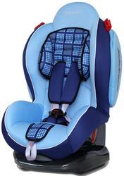 Детское автокресло WELLDON BS02-SE5 5411-02-4411 голубой