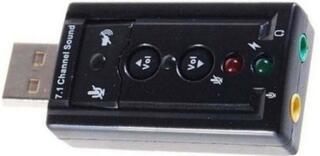 Внешняя звуковая карта TRUA71