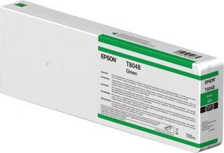 Картридж струйный Epson T804B
