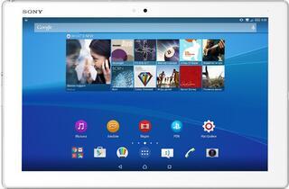 "10.1"" Планшет Sony Xperia Z4 Tablet 32 Гб 3G, LTE белый"