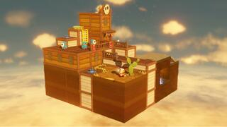 Игра для Wii U Captain Toad